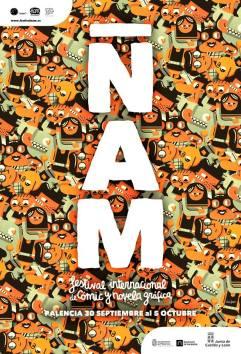 Cartel del Festival Ñam