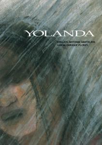 Yolanda, portada del cómic sobre Filipinas